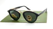 RayBan 4257 Gatsby II Matte Black Green Classic