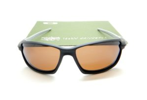 Carbon Shift Black Lens Brown POLARIZED