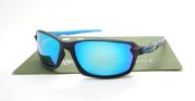 Carbon Shift Black Lens Light Blue Iridium POLARIZED