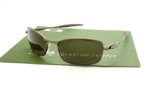 OAKLEY WHY 8 Brown Polarized