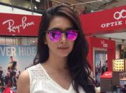 Viral kacamata Rayban Club Master Oversize RB4175