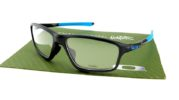 Frame Crosslink Zero Satin Black Blue