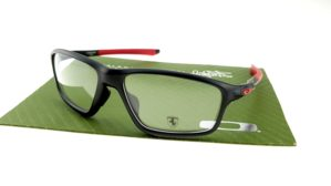 Frame Crosslink Zero Satin Black Red