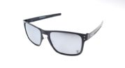 Holbrook Metal Black Lens Mirror Polarized