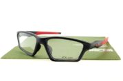 OAKLEY Crosslink Sweep (Matte Black Red)