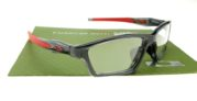 OAKLEY Crosslink Sweep (Shiny Grey Smoke Red)