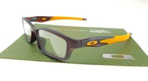 Oakley Crosslink (Satin Brown Orange)