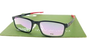 Oakley Milestone Matte Black Red