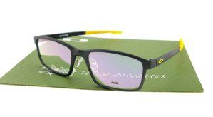 Oakley Milestone Matte Black Yellow