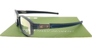 Oakley Panel Black Blue