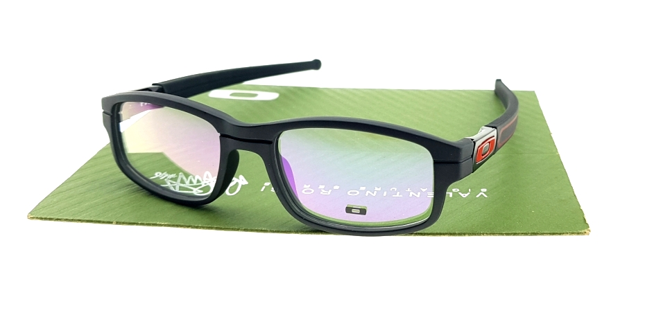 Oakley Panel Black Red