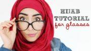 Kacamata Modis Untuk Wanita Berhijab