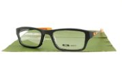 Oakley Chamfer Matte Black Orange