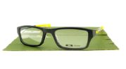 Oakley Chamfer Matte Black Yellow