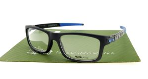 Oakley Currency Matte Black Blue