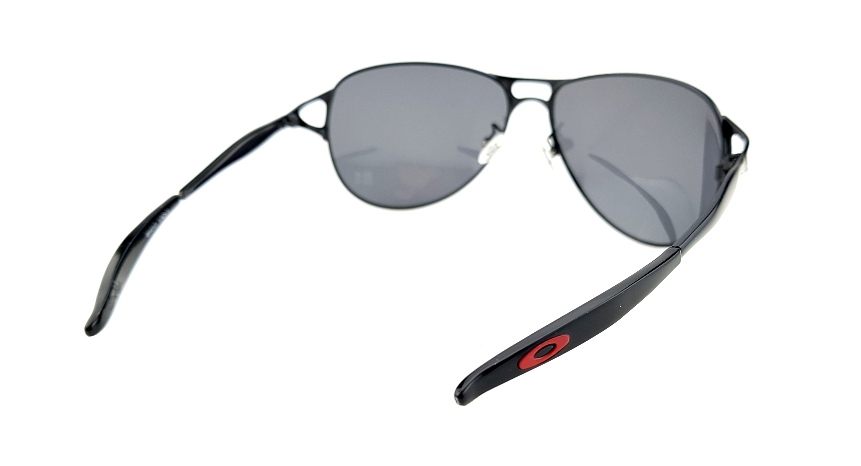 Oakley Hinder Black Polarized