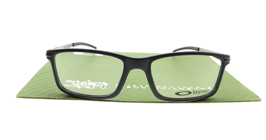 Oakley Pitchman Matte Black