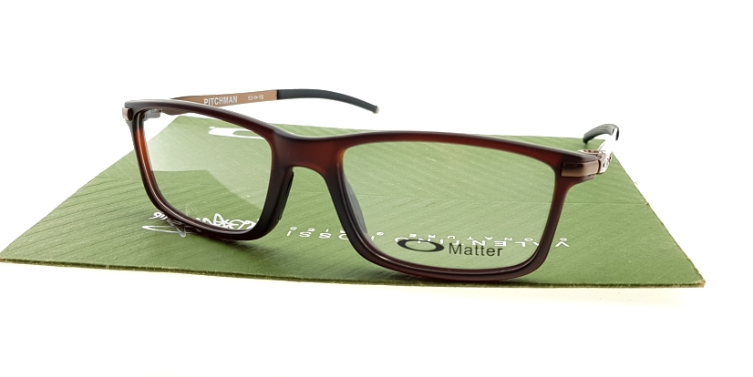 Oakley Pitchman Matte Brown