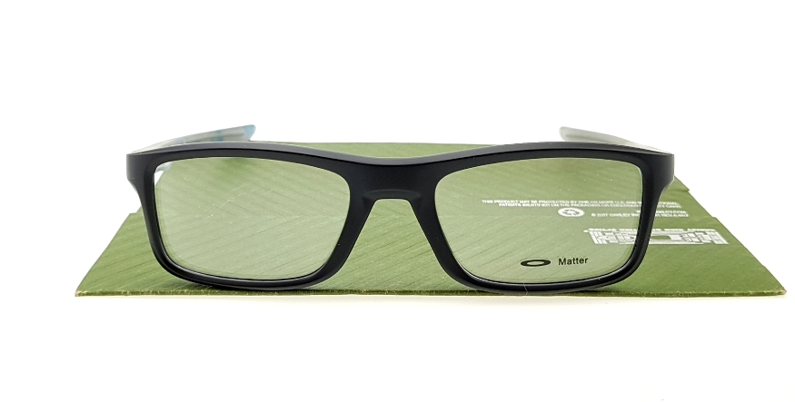 Oakley Plank 2.0 Satin Black Grey