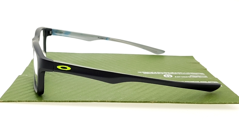 Oakley Plank 2.0 Satin Black Lime