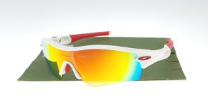 Oakley Radar Patch White 5 Lensa