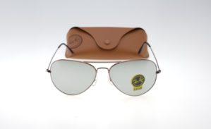 RAYBAN Aviator 3026 Brown Lens Mirror