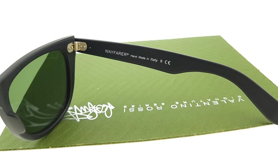 RayBan Wayfarers 2140 Large Matte Black