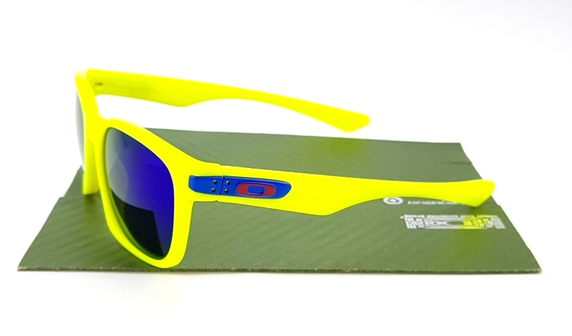 OAKLEY Garage Rock Yellow Blue