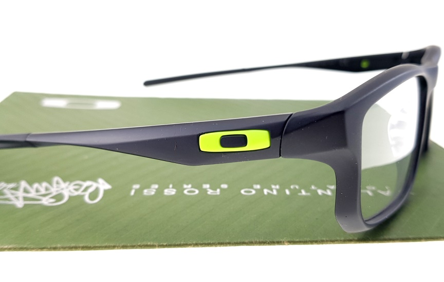 Oakley Voltage Matte Black Lime Green