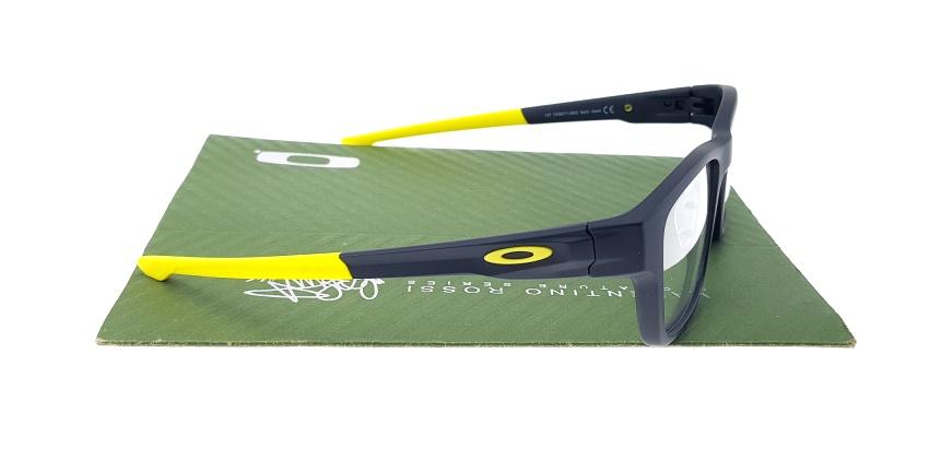 Oakley Frame Hyperlink Matte Black VR46