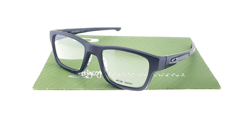Oakley Frame Hyperlink Solid Matte Black