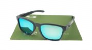 Oakley CATALYST Matte Black Lens Light Blue