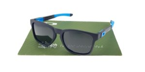 OAKLEY CATALYST Matte Black SKY VR46 Team