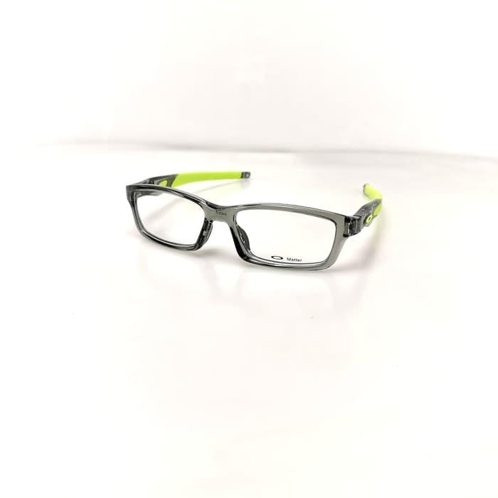 Oakley Crosslink Grey Smoke Green
