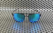 Kacamata Oakley Deviation Black Moto GP Lens Green