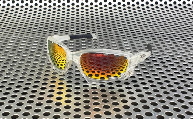 Kacamata Oakley Jawbone Clear 007