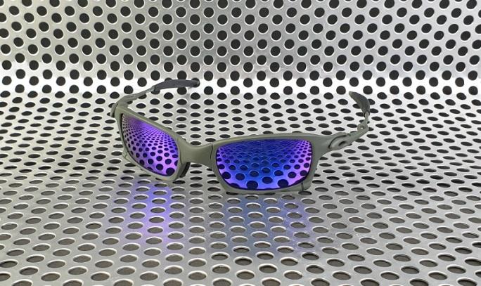 OAKLEY X Squared XTreme Matte Grey Lens Blue Polarized