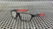 Oakley Crosslink Sweep Grey Smoke Red