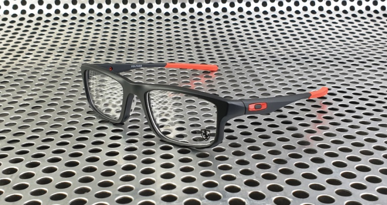 Oakley Voltage Matte Black Red