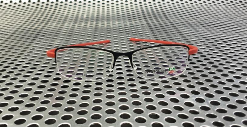 PREMIUM TAG HEUER REFLEX Half  Rims Black Red