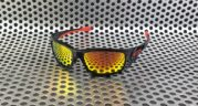 Sunglass Oakley Scalpel Polished Black Ducati Lens Fire