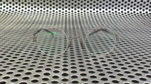 kacamata IC Berlin model Mariusz Chrome