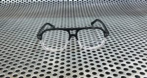 Moscot Bjorn Old II Crystal Black