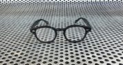 Moscot Lemtosh Square Polished Black