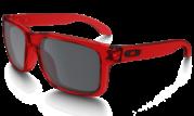 Holbrook Crystal Red Lens Black