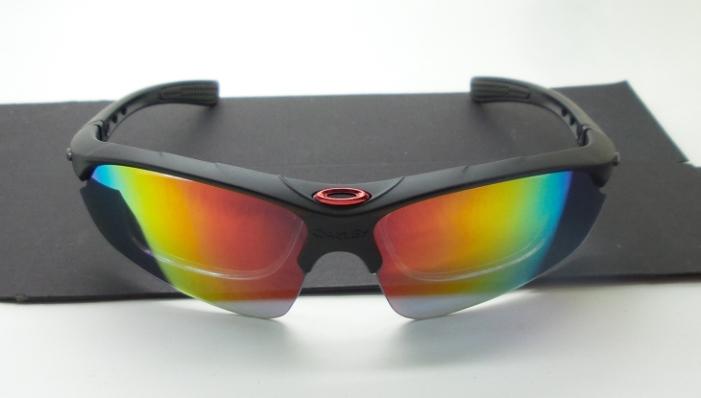 POLARIZED Quantum PS Matte Black 6 Lensa