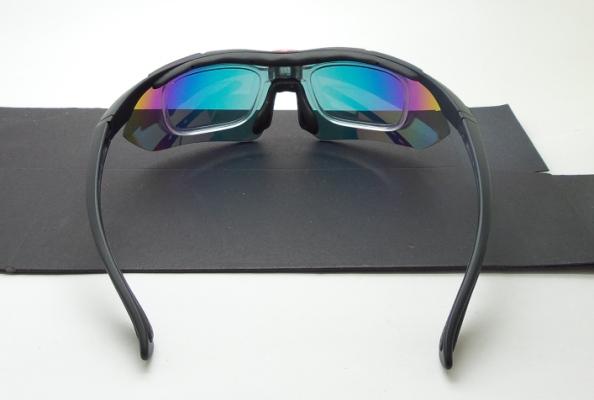POLARIZED Quantum SB Matte Black 6 Lensa
