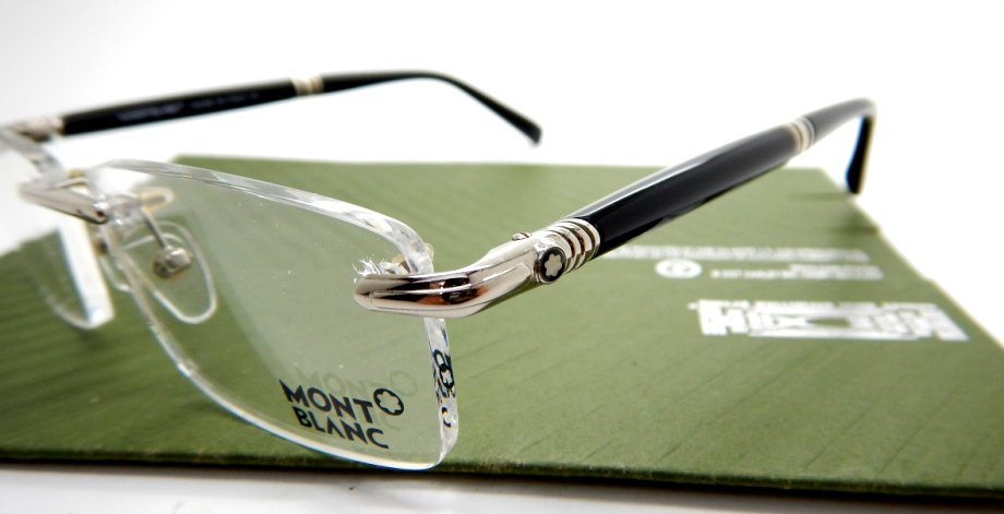 Montblanc MB840 Silver