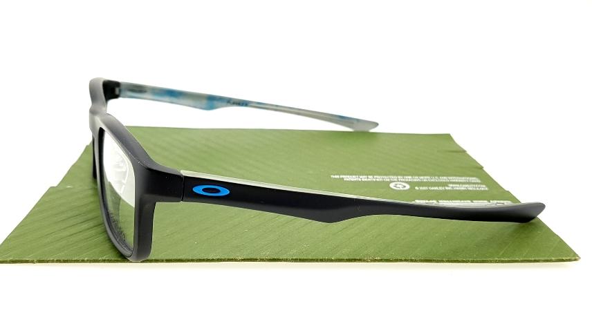 Oakley Plank 2.0 Satin Black Blue