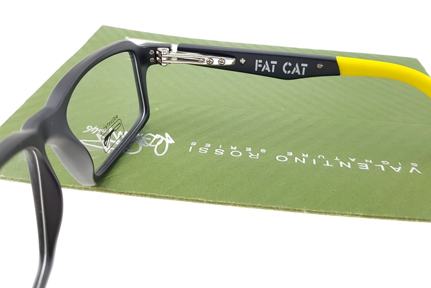 Oakley Fat Cat Matte Black VR46
